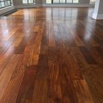 ice wood floor sanding
