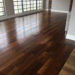 lapacho floor sanding