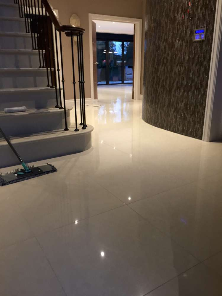 Stone Floor Cleaning and Polishing (9)