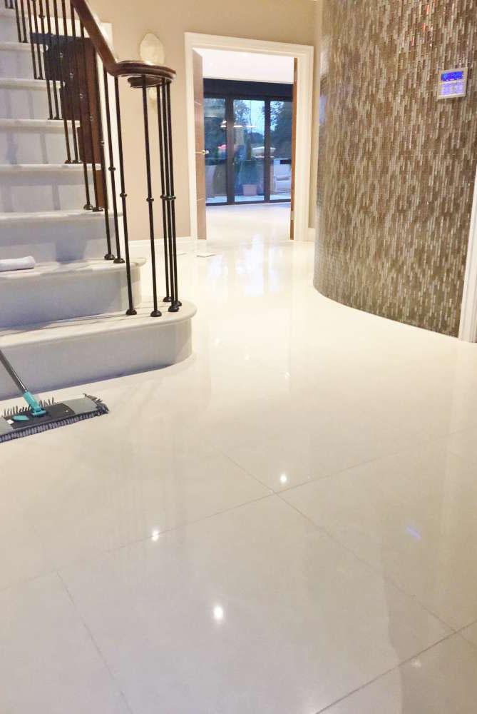 Stone Floor Cleaning and Polishing (2)