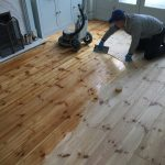 floor sanding and oiling