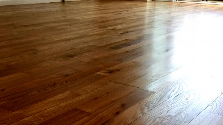 wooden floors maintenance