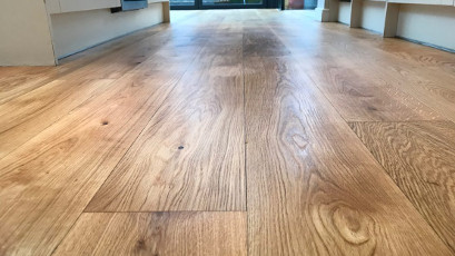 Looking after your oiled floors